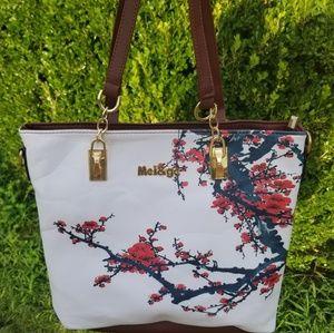 Handbags - NEW Pretty shoulder bag. Fall colors